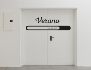 White office door with office, construction and architecture